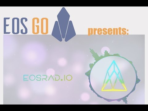 EOSRad.io 19 - Andrew F. on DACs, EOS Rio / Elastic Search & Thomas Cox