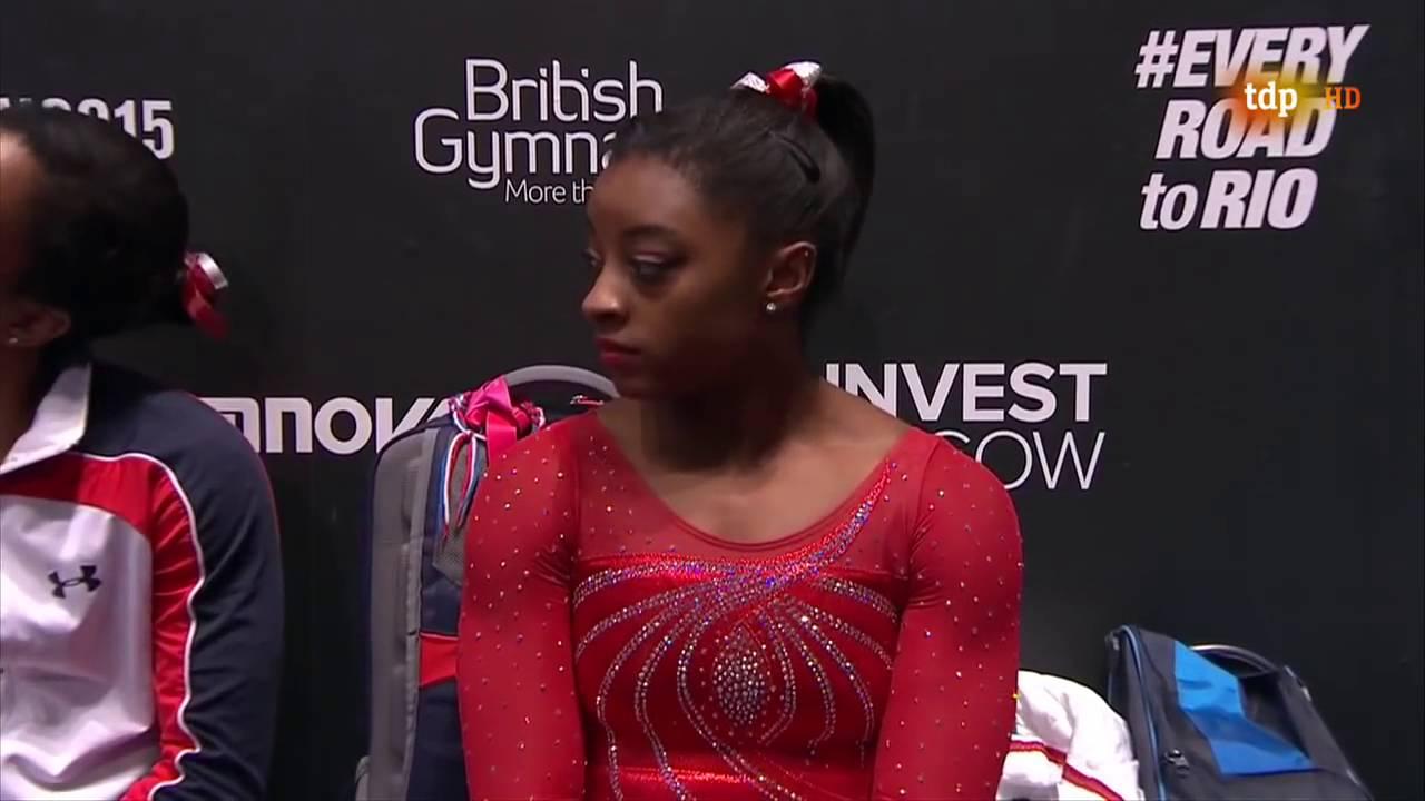 2015 World Artistic Gymnastics Championships. Women's TF