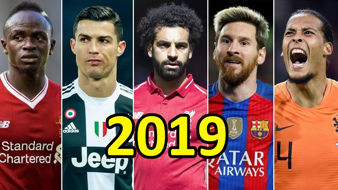 أقوى 10 لاعبين مرشحين للفوز بجائزة أفضل لاعب في العالم 2019 Youtube