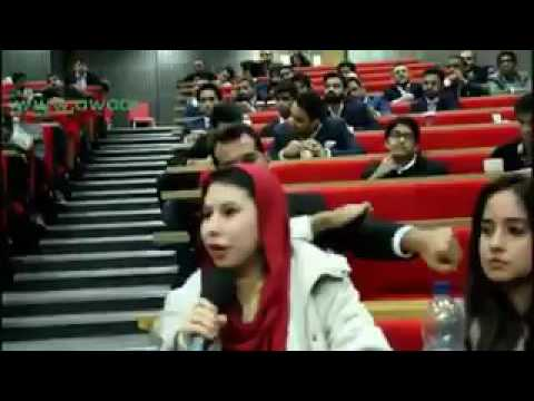 Dear Patwaris 🌶 Count Slaps by Pakistani students at the London School of Economics for Ahsan Iqbal
