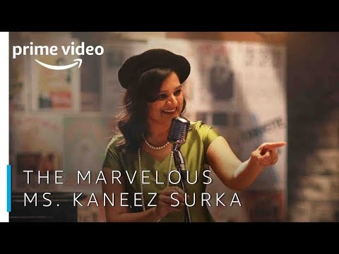 The Marvelous Ms. Kaneez Surka | Amazon Prime Video India