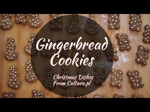 Vegan Alternatives for Polish Christmas Dishes: Polish Gingerbread Cookies