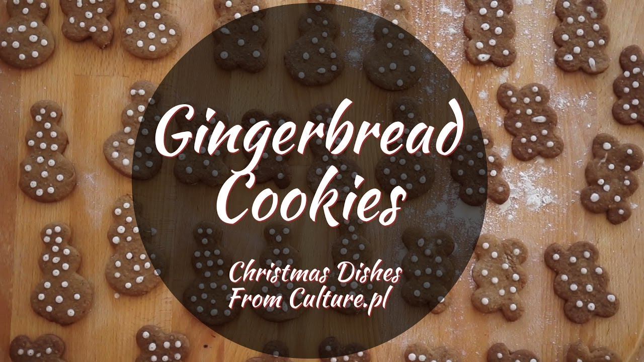 Vegan Alternatives For Polish Christmas Dishes Polish Gingerbread Cookies