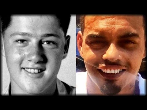 BREAKING: BILL CLINTON CONFRONTED ON ILLEGITIMATE SON, DANNEY WILLIAMS-CLINTON BREAKS SILENCE