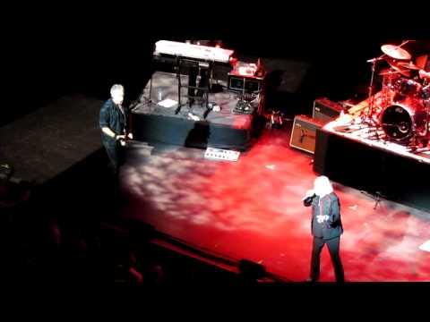 Air Supply Live in Grand Canal Theatre in Dublin 16 Sept 2011