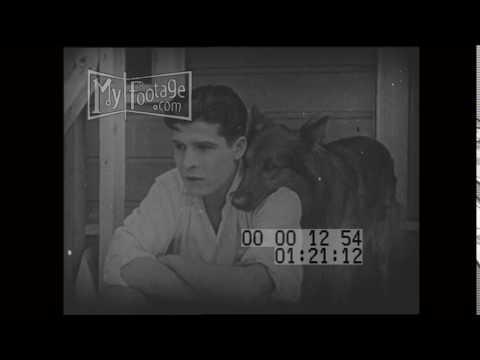 1920s Hollywood Actor George Lewis