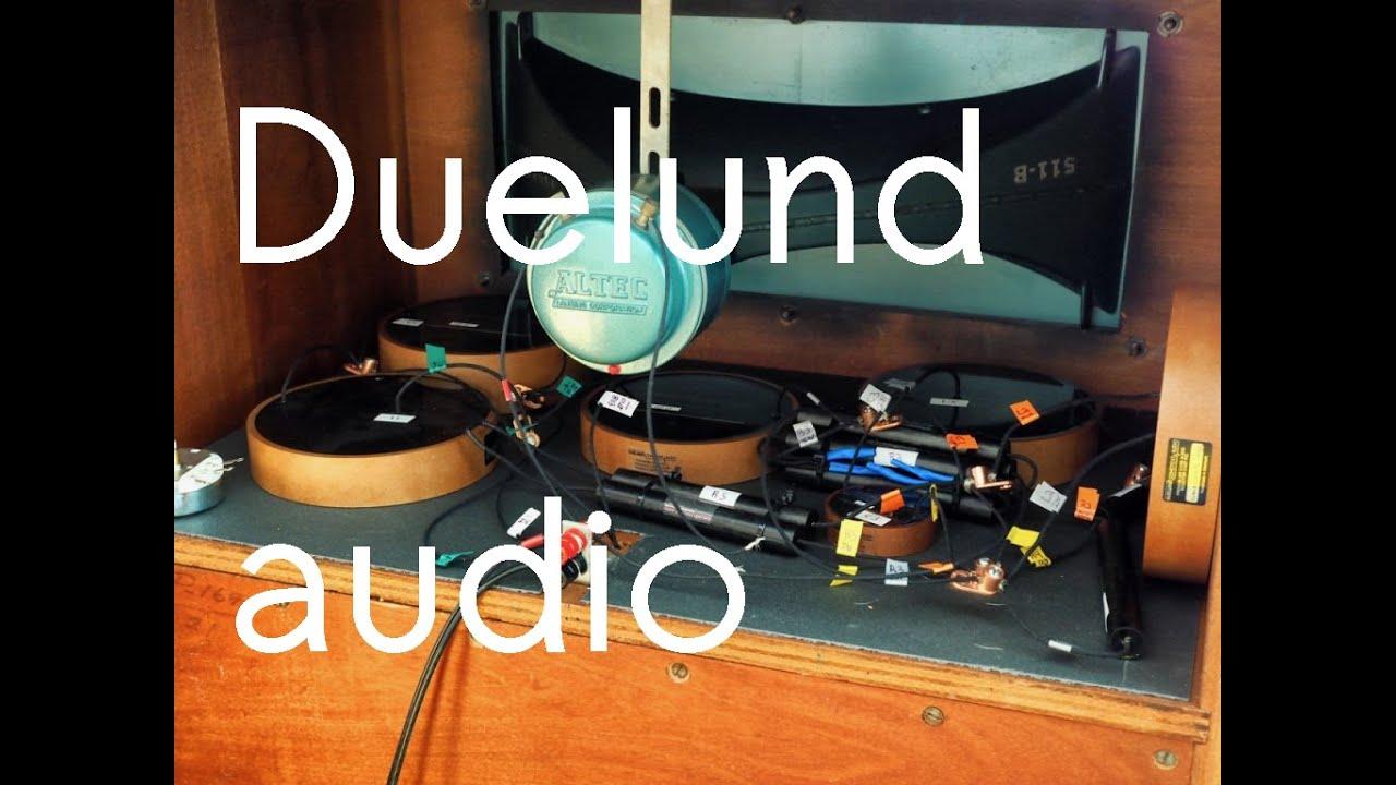 Download Duelund audio: the sound