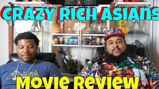 """""""Crazy Rich Asians"""" Movie Review"""