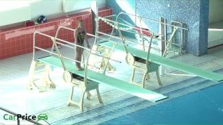 19 мая - 1 метр юниорки В ФИНАЛ - Первенство России по прыжкам в воду 2017