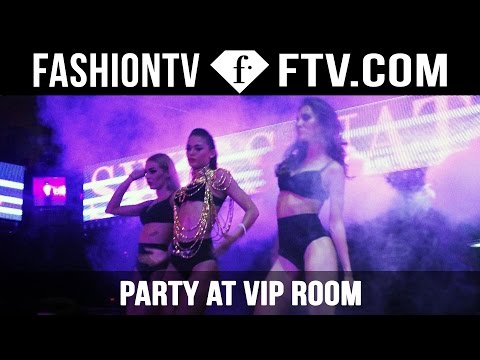 The Exclusive VIP Room Party in St. Tropez Summer 2015   FTV.com