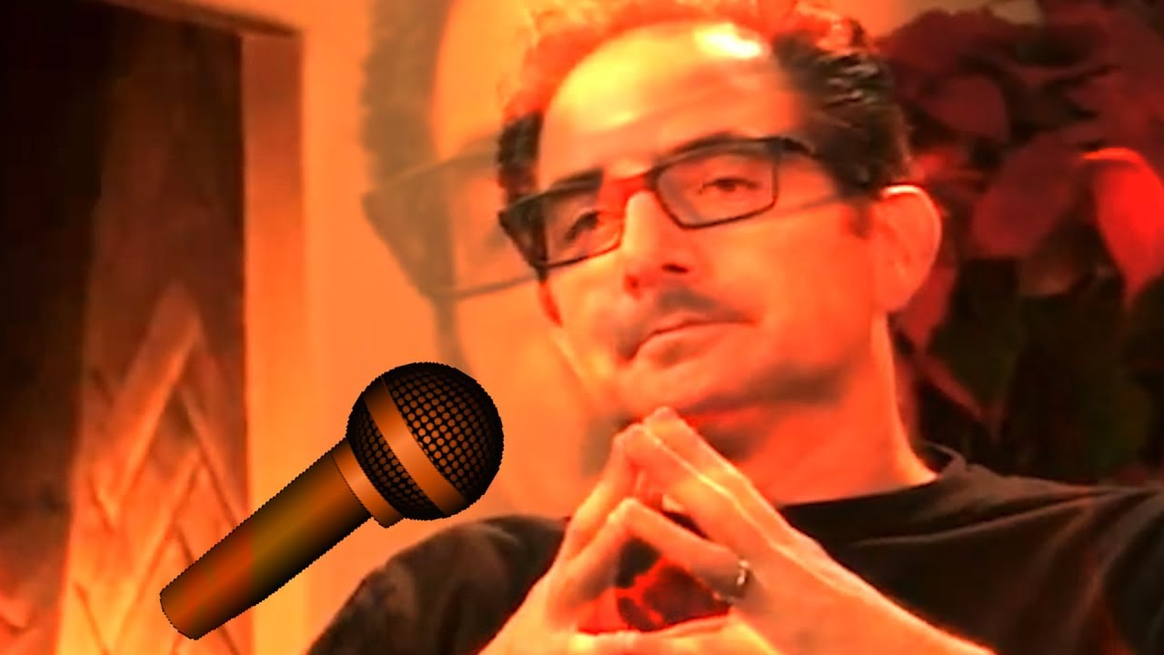 jeff kaplan yule log but the mic is sensitive youtube