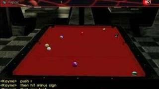 Virtual Pool 3 - Kaynes Jump Shot