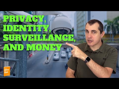 Bitcoin: Privacy, Identity, Surveillance And Money - Barcelona Fablab Meetup March 2016