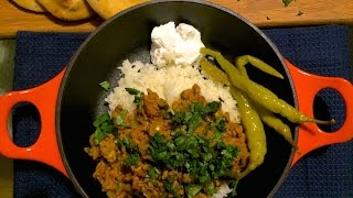 My Amazing Lamb Curry Recipe #ad | A Model Recommends