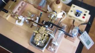 Ensemble turbine ET moteur a vapeur