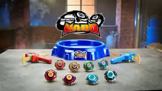 Вражаючі блейди Infinity Nado Athletic