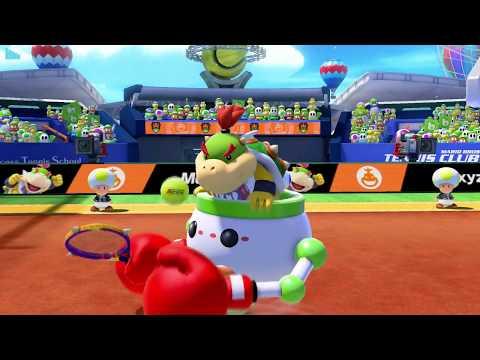 mario tennis aces matchmaking