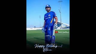 Rohit Sharma Birthday status video Alight motion #Happy_birthday_Rohit_Sharma 🎂🎂