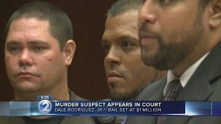 Man charged in Salt Lake murder appears in court