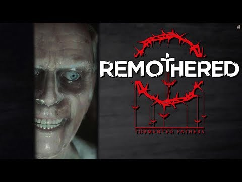 Remothered: Tormented Fathers - Terrifying New Horror Game (Beta, Full Playthrough / Walkthrough)