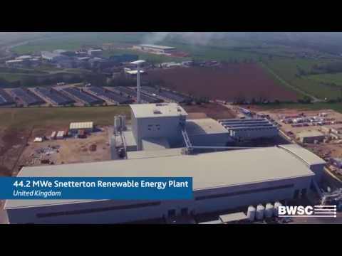 Snetterton Renewable Energy Plant