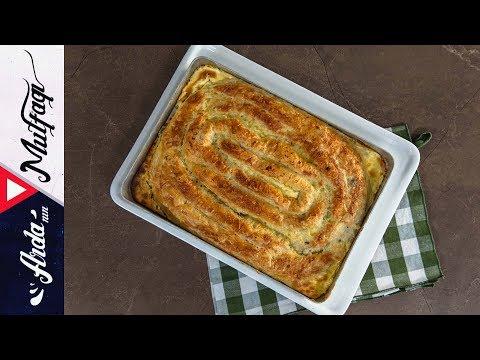 Sarıyer Böreği | Arda'nın Mutfağı