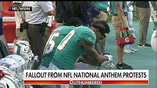 Pavlich on NFL Anthem Protests: Owners, Goodell 'Don't Have Any Control'