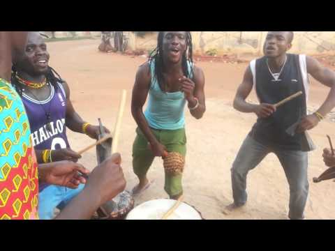 Togo percussion ( simeon Banka )