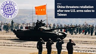 MIRROR: China Threatens Retaliation For New U.S. Arm Sales To Taiwan || World News Update 9/22/2020