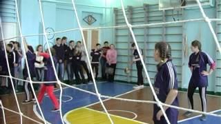 Девочки волейбол ОШ№1Ялта и ОШ Стародубовка