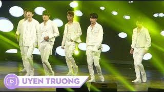 [FANCAM] 171108 HALO in Vietnam - Korea & Vietnam Friendship Concert