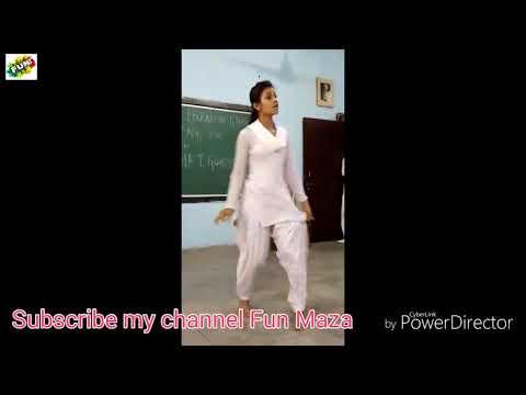 Local girl Dance in school || government school Dance || local dance in school Function