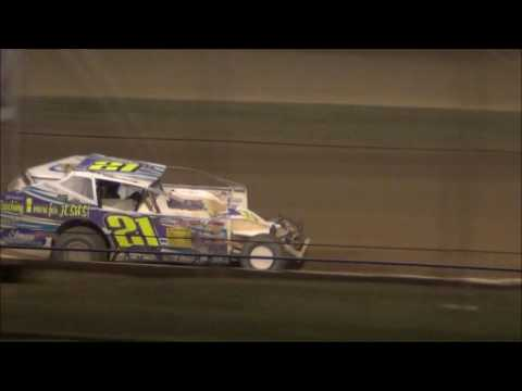 Mercer Raceway Park BRP Modified Tour 3-25-17