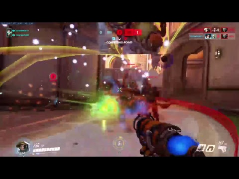 Lets play overwatch come stop by n chat