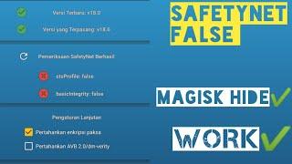 Download lagu Cara mengatasi Magisk safetynet false | -d'ton