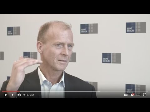 """ESMTcast - """"90 seconds with…Tom Enders, CEO of the Airbus Group"""""""