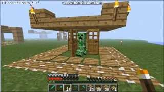 Minecraft-How to make the ultimate creeper trap