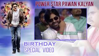 Power Star Pawan Kalyan Birthday Special Video    Happy Birthday Pawan Kalyan 2018    #JANASENA