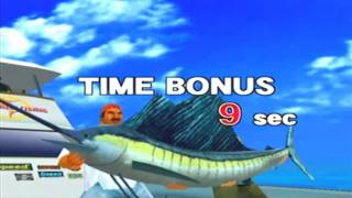 Sega Marine Fishing Game Sample - Dreamcast