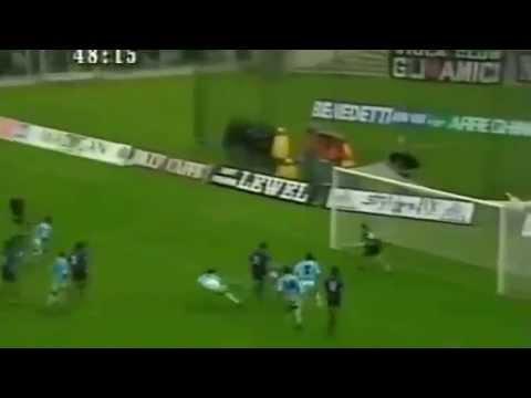 Serie A 1994-1995, day 05 Fiorentina - Lazio 1-1 (Batistuta, Bergodi)