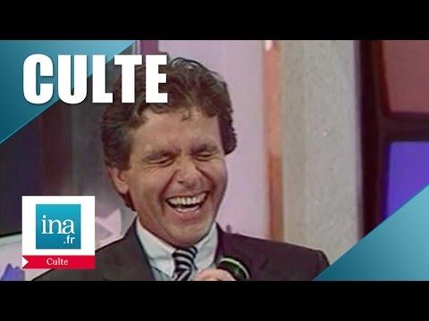 Culte : Fou rire de Claude Sérillon et Michel Boujenah au Téléthon   Archive INA