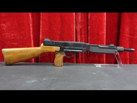 DDR Produktion DDR Colt Zündplättchenpistole