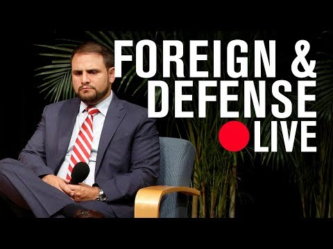 Ambassador Carlos Trujillo: President Trump's strategy in the Americas | LIVE STREAM
