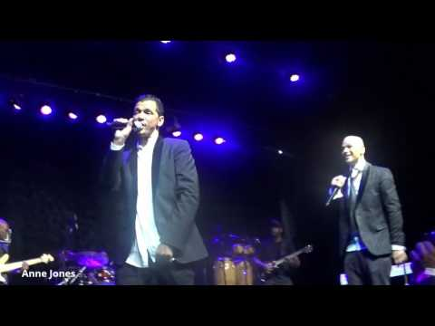 Chico and El  DeBarge- I Like It ( LIVE 5/21/16)