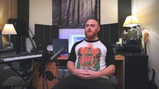 MASCHINE – 'Naturalis' (Elliott Fuller Interview)