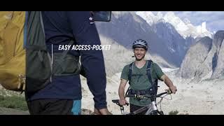 The Deuter Bike Backpack Trans Alpine