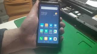 FRP! Xiaomi Redmi 5. Сброс гугл аккаунта без установки приложения. Андроид 8.