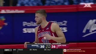 Iowa State vs. Arizona Men's Basketball Highlights