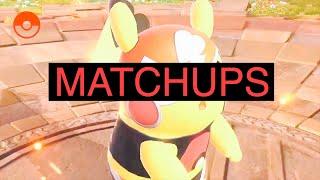 Pikachu Matchups { Smash Ultimate }