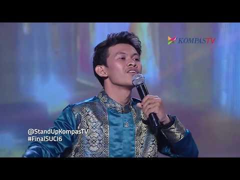 Indra Jegel: Main Petasan Bulan Ramadan (Grand Final SUCI 6)